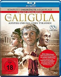 Tinto Brass' Caligula - Uncut Blu-ray Special Edition Neu und Originalverpackt
