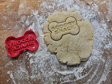 Dog Bone Cookie Cutter, Biscuit, Pastry, Fondant Cutter Scoobie Snack