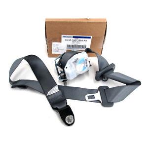 OEM NEW Rear Right or Left Seat Belt Steel Gray F-150 Crew Cab CL3Z-18611B68-AA