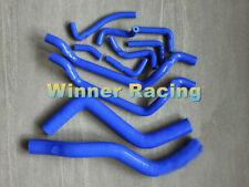 Fit Mitsubishi PJ Eclipse GSX/GST/EAGLE TSI 4G63T 1995-1999 silicone hose Blue