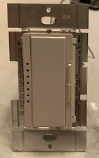 LUTRON MEASTRO MA-600 INCANDESCENT DIMMER WHITE NEW NEVER INSTALLED NO RESERVE