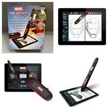 Marvel Avengers Creativity Studio Delux Draw, Color Animate iPad Stylus App NEW