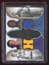 2007-08 SP Rookie Threads Dual Jersey #DRT-SH Spencer Hawes & Rodney Stuckey RC