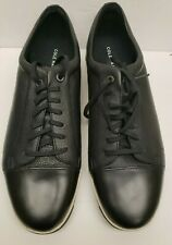 Cole Haan Men's Quincy Cap Toe Oxford Black Size 16 M New