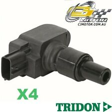 TRIDON IGNITION COIL x4 FOR Mazda  RX8 07/03-06/10, 2R, 1.3L