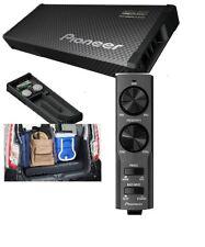 PIONEER TS-WX70DA Flach Aktiver Subwoofer + Fernbedienung Max Power 200W