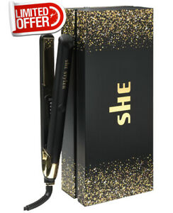 She Gold Hair straighteners  variable pro styler - SALE 20% off