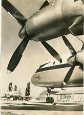Airline Issue Postcard Interflug IL18