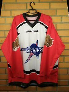 Czech International Jersey Hockey Camp Hockey Shirt Size 2XL Bauer Trikot