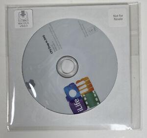ILife CPU drop i dvd version 11 New