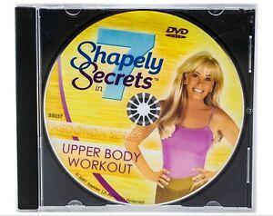 DVD Video Shapely Secrets Abdonda Series Upper Body Workout Exercise Fun Sweat