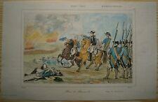 1837 print CAPTURE OF PENSACOLA, FLORIDA (#69)