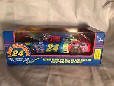 CHAMPIONS NASCAR~JEFF GORDON #24~1995  PREMIER EDITION  NEW,  MINIT,''SEALED''