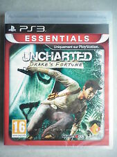 "Uncharted Drake's Fortune Jeu Vidéo ""PS3"" Playstation 3"
