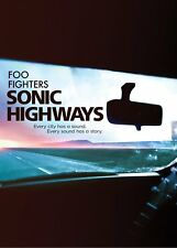 Foo Fighters - Sonic Highways (NEW 3 x BLU-RAY)