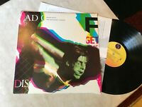 FRANK TOVEY THE FAD GADGET SINGLES LP 1987 vinyl NM original sire mute new wave!