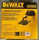 NEW DEWALT DWV010 HEPA Dust Extractor Wet Dry Corded Shop Vacuum 8 Gallon