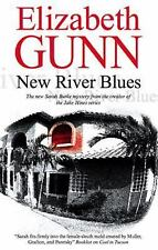 New River Blues (Sarah Burke Mysteries)-ExLibrary