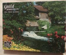Vintage Golden Guild 1000 piece Jigsaw Puzzle NIB