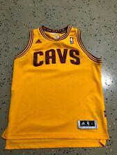 NBA Cleveland Cavs Adidas Swingman Youth L Home Alternate Blank Jersey Swingman