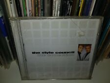 Style Council Collection CD 18 Track European Spectrum 2001