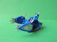 Bakugan Terrorcrest Battle Gear blue Silver 110G S3 Gundalian Invaders set M