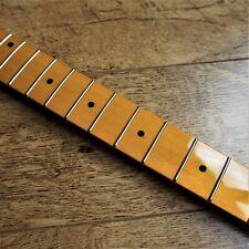Stratocaster Maple Guitar Neck 22 fret Jumbo Vintage