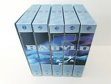 BABYLON 5 Collection Staffel 1-5 DVD's