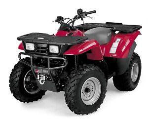 Warn - 28880 - Winch Mounting System