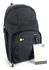 Case Logic Compact DSLR Tablet Camera Backpack Bag Pack Tablet Photography Black