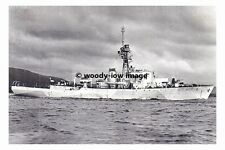 rp17274 - Royal Navy Warship - HMS Pevensey Castle , built 1944 - photo