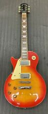 1994 Left Handed Epiphone by Gibson Les Paul Cherry Burst Electric Guitar Lefty