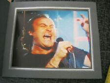 More details for phil collins genesis 10x8 photo no son of mine top of the pops