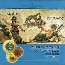 Chypre, Série BU Euro 2009