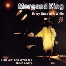 "New ""Every Once in a While"" Morgana King [CD 2 Discs, 20 Tracks (32 Jazz 1997]"