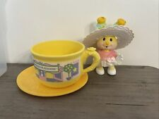 Tea Bunnies Bunny Tomy Kidsview Tbg Poppyseed Playhouse Teacup Hat Saucer