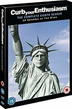*NEW* - Curb Your Enthusiasm - Complete HBO Season 8 [DVD] [2012] 5051892093507