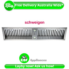 Schweigen UM-12UMSP 120cm Silent Undermount Rangehood Kitchen Extractor Exhaust