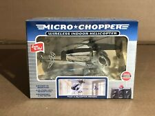 Micro Chopper Wireless Indoor Helicopter toy helicopter