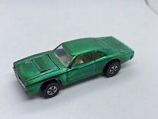 Hotwheels Redline Custom Dodge Charger In Green/Graqua!!