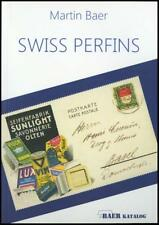 SWISS PERFIN CATALOG BY MARTIN BAER FROM 2014, NEW, EXCELLENT!