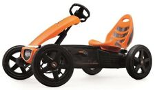 Berg Rally Kids Pedal Car Compact Go Kart Orange 4 - 12 Years New