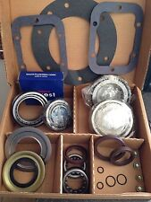 "BK486 BEARING KIT FITS  FORD F-SERIES TRANSMISSION 99-ON CAST ""1319"" 6 SPEED"