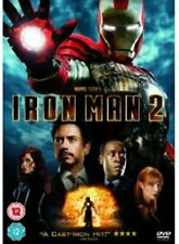 Iron Man 2 [DVD][Region 2]