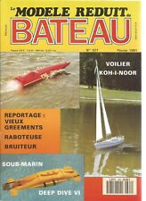 MODELE REDUIT DE BATEAU N°327 RABOTAGE DE PIECES MINCES EN BOIS / LE LAITON