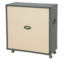 "Penta 4X12 Straight Electric Guitar (4) 12"" Speaker Cabinet 300W Green Cab"