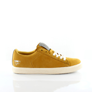 PUMA Clyde Leather Sneakers for Men for Sale | Authenticity ...