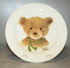 NEW  Bread & Butter Plate 1926 Ours Boys Pattern GIEN