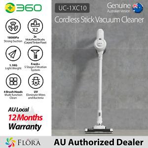 360 Cordless Stick Vacuum Cleaner Motorhead Handheld Bagless Rechargeable Vac