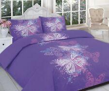 Butterfly Purple Luxury Range Duvet Sets UK Seller Fast Dispatch